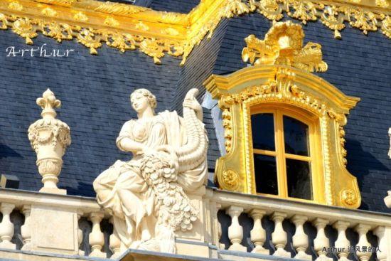 巴黎凡尔赛宫 令人惊艳的奢华