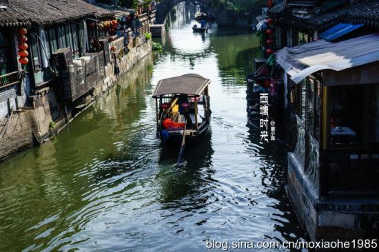 西塘时光 小桥流水人家慢生活