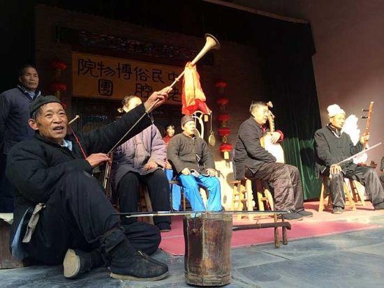 关中民俗艺术博物院一览汉唐神韵