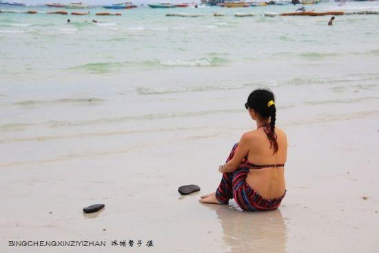 泰国金沙岛 欢乐戏水悠然时光