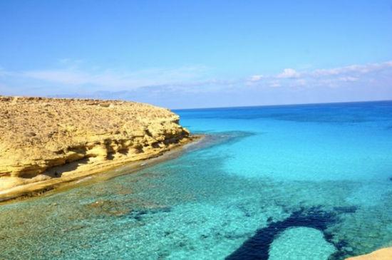 女人海洋 比埃及艳后更艳的地中海