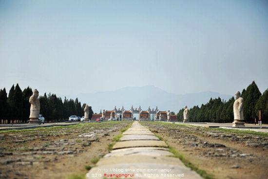 清东陵 最后的封建王朝帝王陵寝