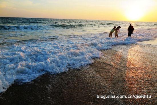 北海涠洲岛 恋上这片浪漫之海