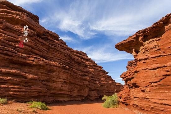 天然的地质博物馆 西部梦幻大峡谷