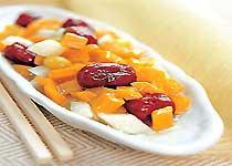 甜蜜蜜的陕西特色菜 蜜汁南瓜