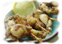 中国黑龙江佳木斯餐饮特色菜:炸田鸡腿