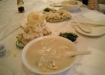 中国山西太原小吃:太原头脑