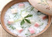 中国山西五台山小吃:河曲酸粥
