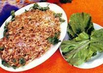 中国山西阳泉小吃:阳泉漂抿曲