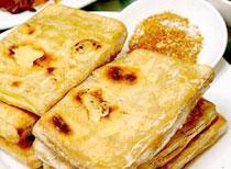 中国云南红河特色菜:石屏烧豆腐