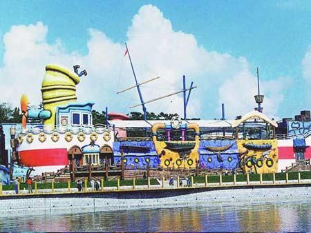 大连老虎滩海洋公园:海兽馆
