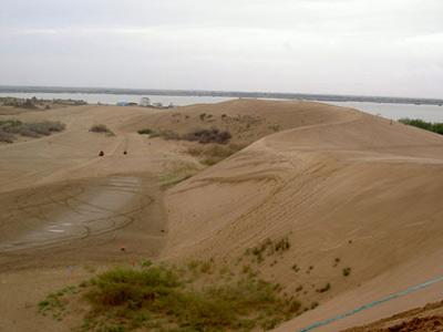 沙湖六大景区特色