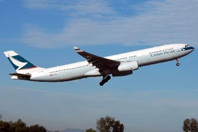 0 国泰航空公司基本信息 航空公司飞机   中文名称:国泰航空有限公司