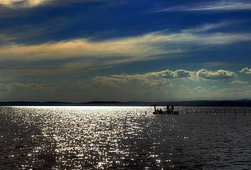 呼伦湖:呼伦贝尔中心 流淌出来的文化