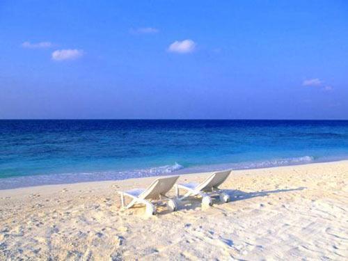 > 亚洲旅游  泰国旅游 苏梅岛旅游  苏梅岛的碧海蓝天苏梅岛:椰树之岛