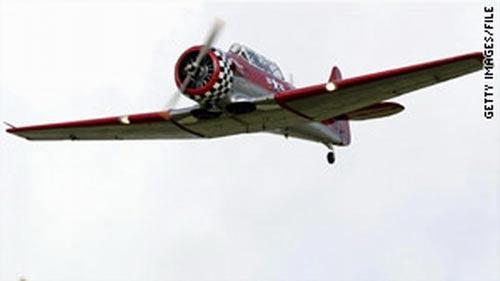 美国一架小型飞机在海上坠毁 机上两人丧生(图)