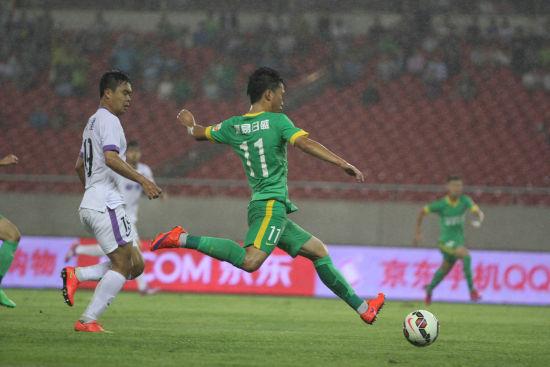 杭州绿城VS天津泰达(1)