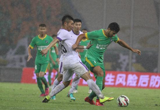 杭州绿城VS天津泰达(4)