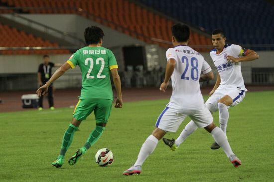 杭州绿城VS上海申花(2)