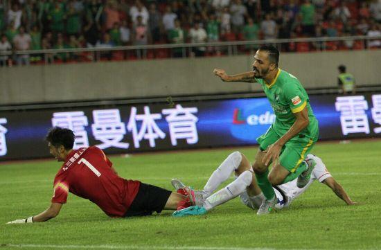 杭州绿城VS上海申花(5)