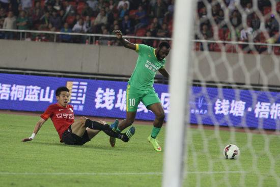 杭州绿城VS辽宁宏运(5)