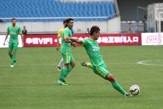 杭州绿城VS上海申鑫(3)