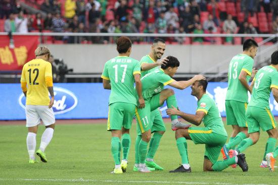 杭州绿城VS上海申鑫(5)