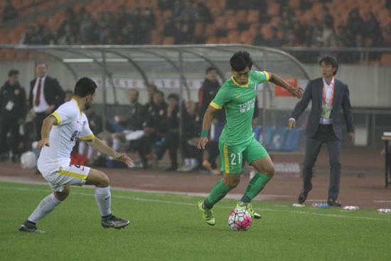 杭州绿城VS长春亚泰(3)