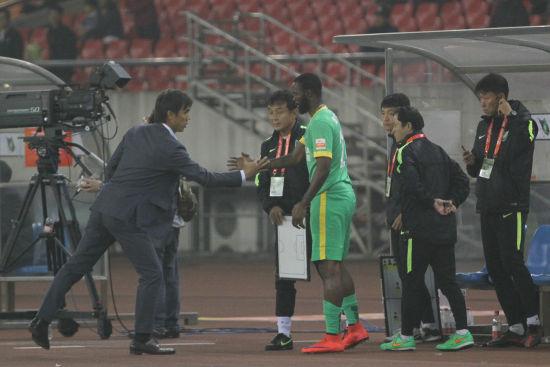 杭州绿城VS长春亚泰(4)