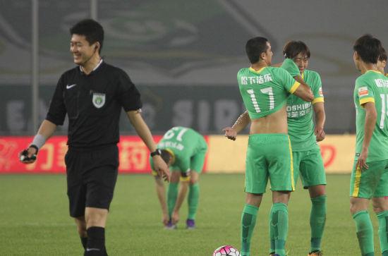 杭州绿城VS山东鲁能(3)