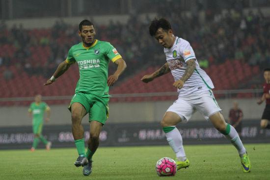 杭州绿城VS北京国安(1)