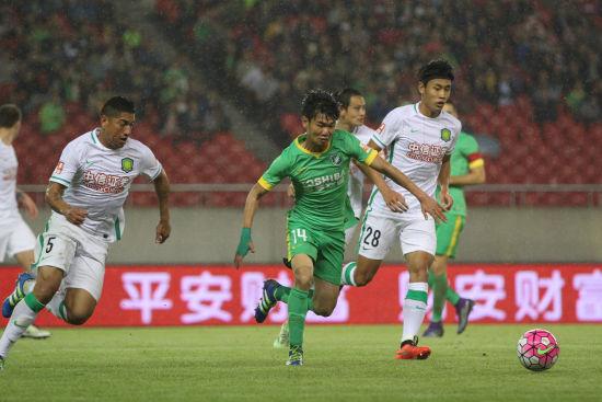 杭州绿城VS北京国安(3)