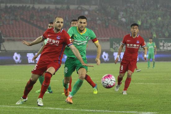 杭州绿城VS重庆力帆(3)