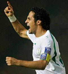 亚洲杯-亚希尔闪电战破门沙特2-1乌兹别克进四强