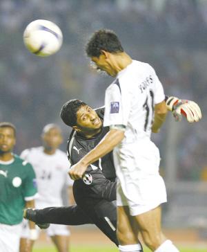 伊拉克足球在战火中重生卡塔尔获下届亚洲杯主办权
