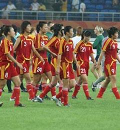 热身赛-中国女足1-3澳洲多家军四天两负遭遇连败