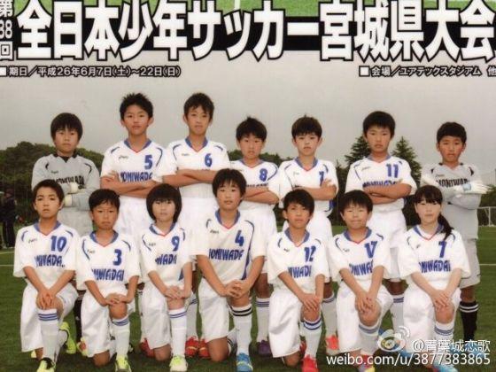 日本u12以下少儿足球培训介绍
