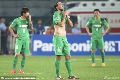 不提恐韩只瞧数字!数说国安三次被韩国球队淘汰