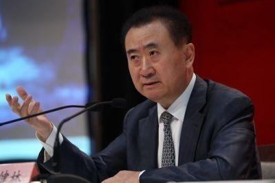 王健林参加FIFA大会 万达16名小将入选国少