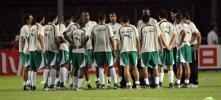 图文-[亚洲杯]韩国VS沙特沙特队员赛前动员会