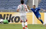 图文-[亚洲杯]伊朗2-1乌兹别克巴卡耶夫功劳不小