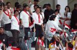 图文-球迷热情助威韩印之战印尼总统亲自助阵