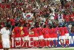 图文-韩国点球4-2伊朗晋级四强如此完美的谢幕