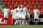 图文-伊拉克2-0淘汰越南进四强伊队员庆祝进球