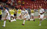 图文-伊拉克点球淘汰韩国进决赛伊队员欢呼雀跃