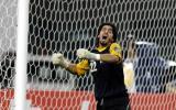 图文-伊拉克点球淘汰韩国进决赛萨布里庆祝胜利