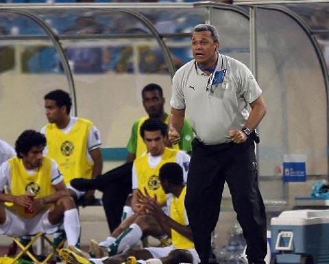 图文-沙特3-2胜日本挺进决赛沙主帅未晃过劲来