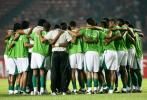 图文-[亚洲杯]伊拉克VS沙特团结一心向冠军冲击