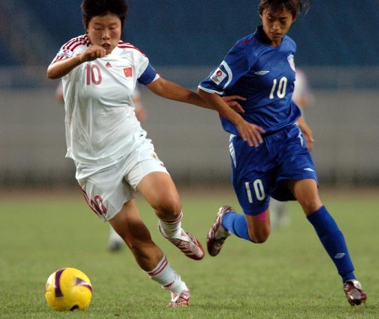Chine - Taiwan féminine U19