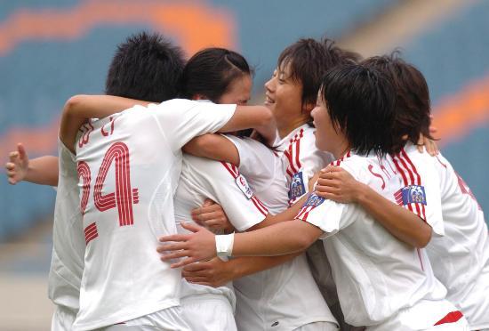 Chine féminine U19